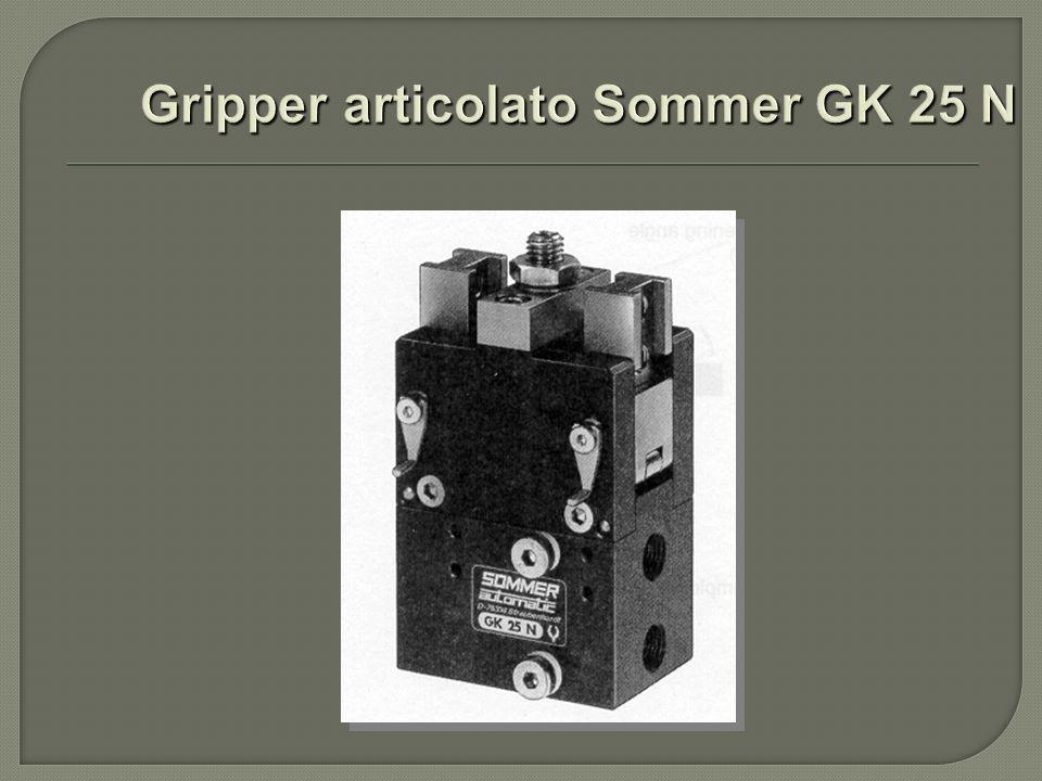 Gripper articolato Sommer GK 25 N