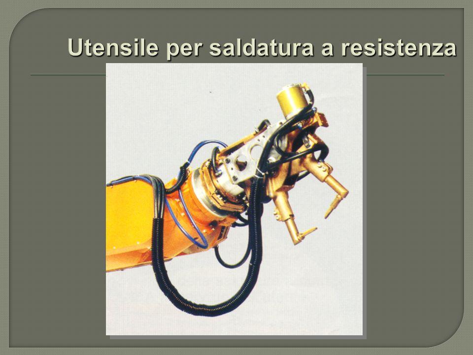 Utensile per saldatura a resistenza