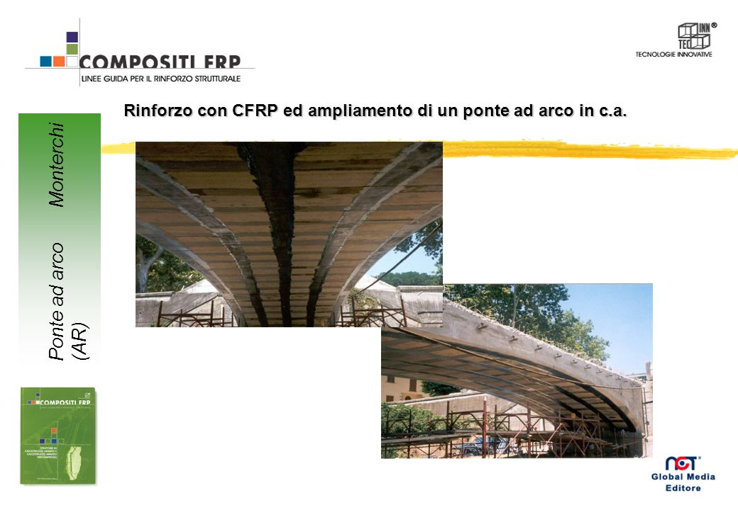 Ponte ad arco Monterchi (AR)