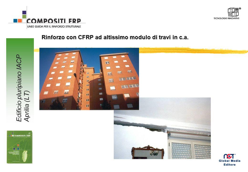 Edificio pluripiano IACP Aprilia (LT)
