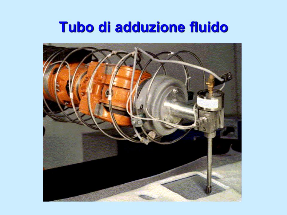 Tubo di adduzione fluido