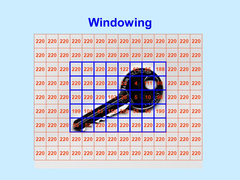 Windowing 220. 220. 220. 220. 220. 220. 220. 220. 220. 220. 220. 220. 220. 220. 220. 220.