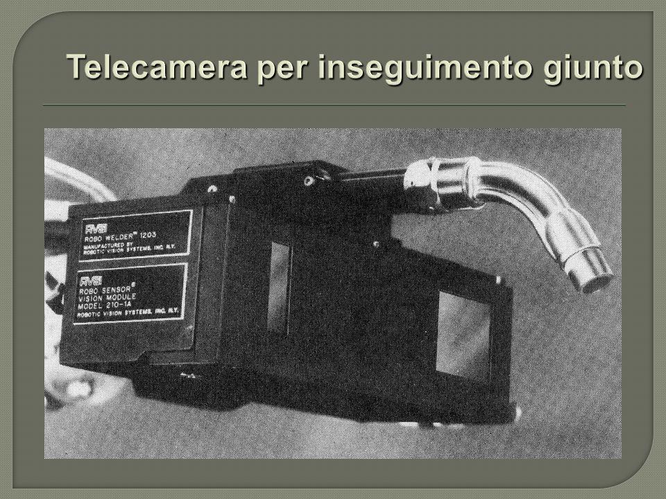 Telecamera per inseguimento giunto