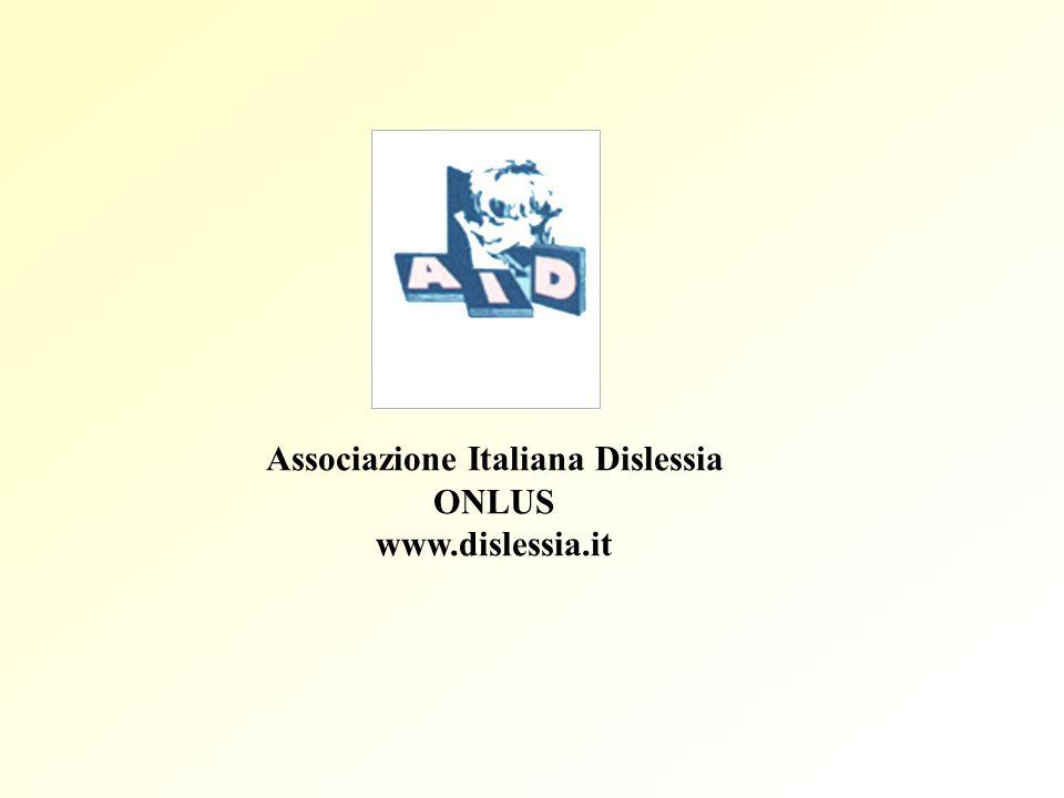 Associazione Italiana Dislessia