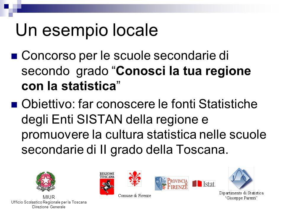 Ufficio Scolastico Regionale per la Toscana Direzione Generale