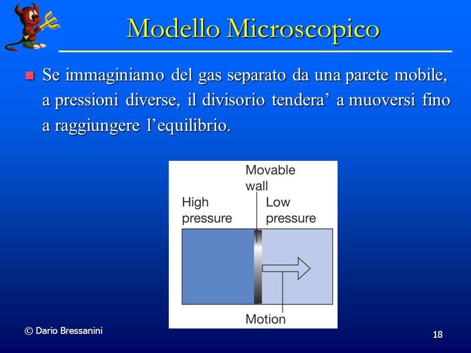 Modello Microscopico