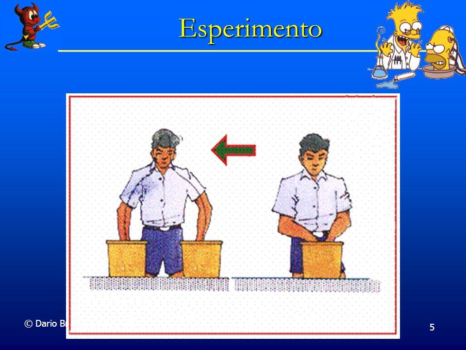 Esperimento © Dario Bressanini