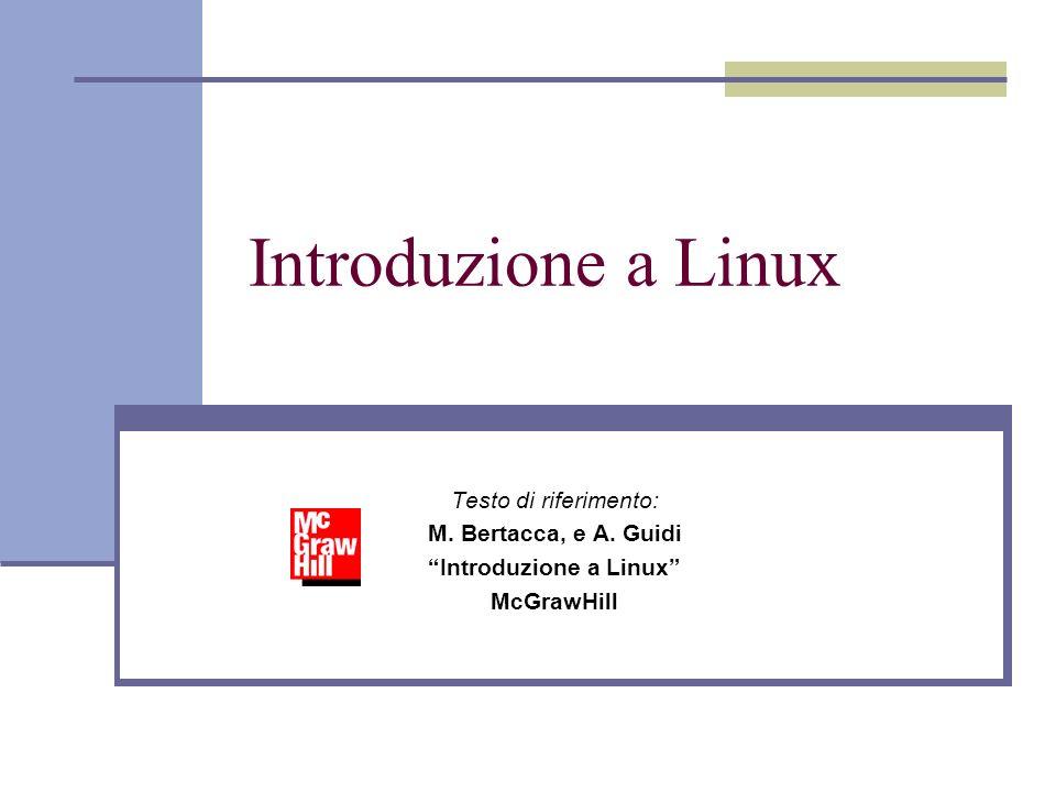 Introduzione a Linux