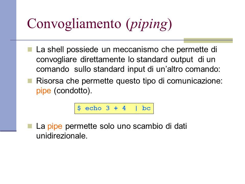 Convogliamento (piping)