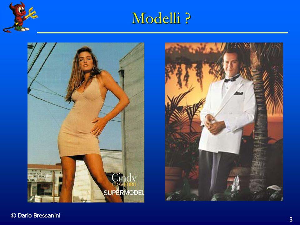 Modelli © Dario Bressanini