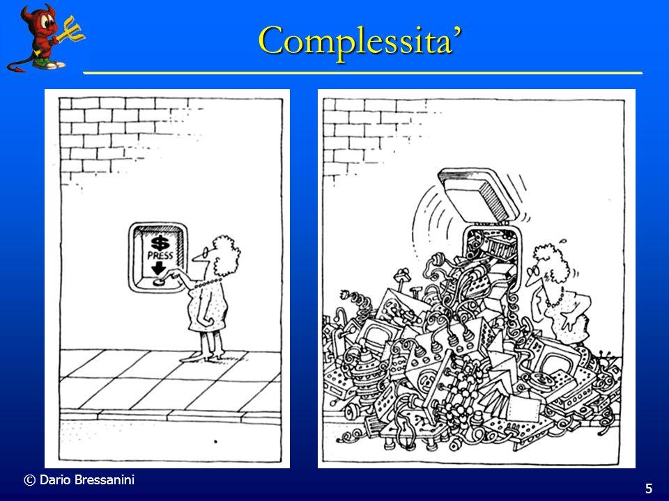 Complessita' © Dario Bressanini