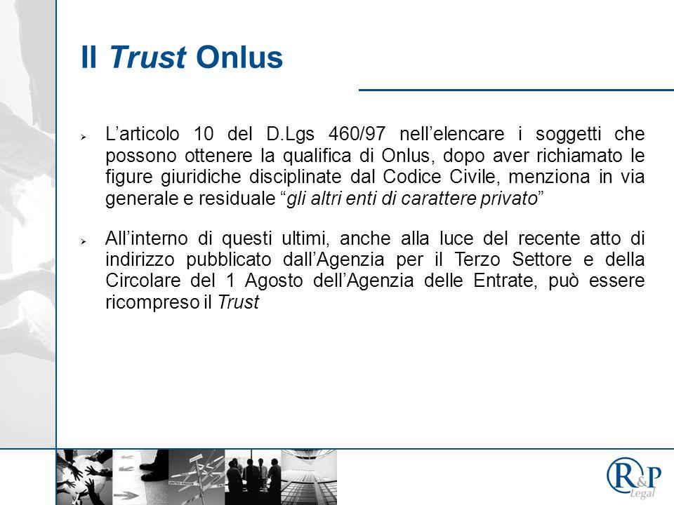 6060 Il Trust Onlus.