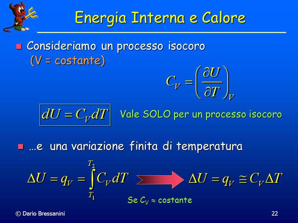 Energia Interna e Calore