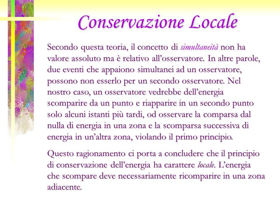 Conservazione Locale