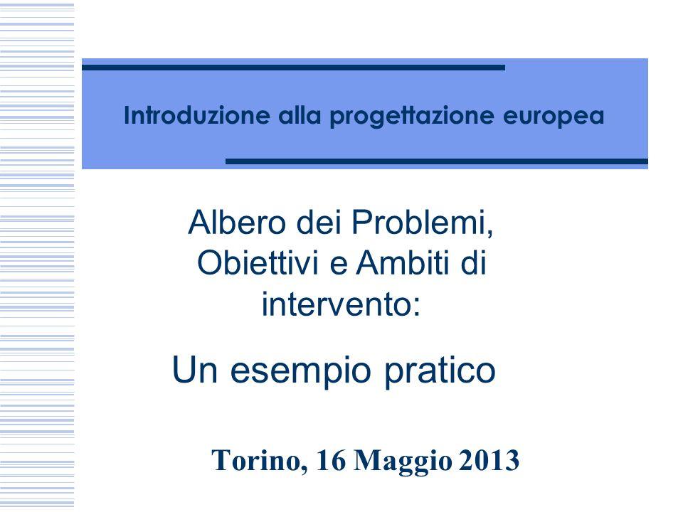 Introduzione alla progettazione europea