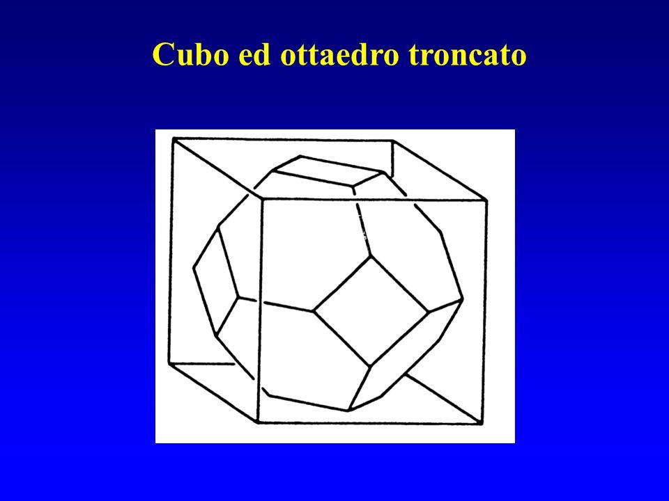 Cubo ed ottaedro troncato