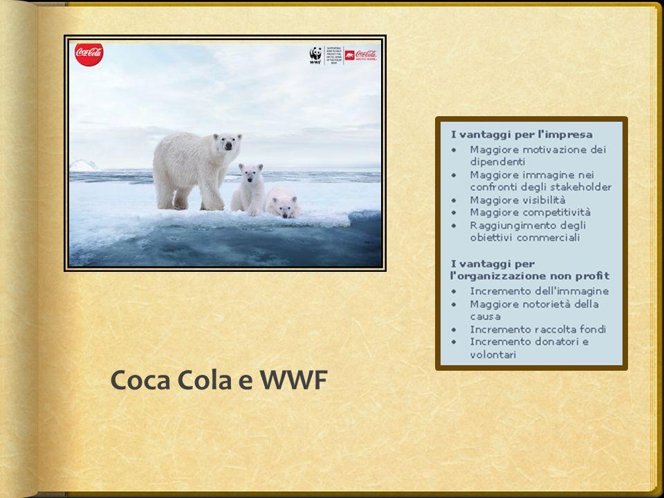 Coca Cola e WWF