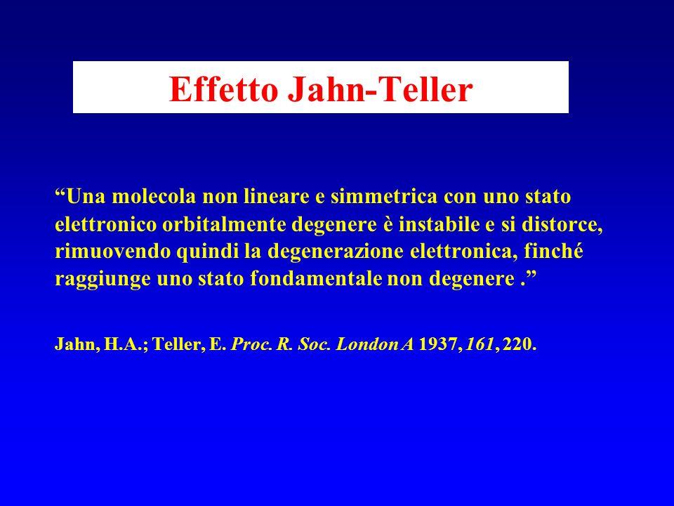 Effetto Jahn-Teller