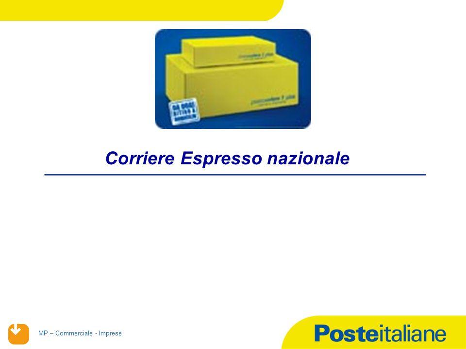 Corriere Espresso nazionale