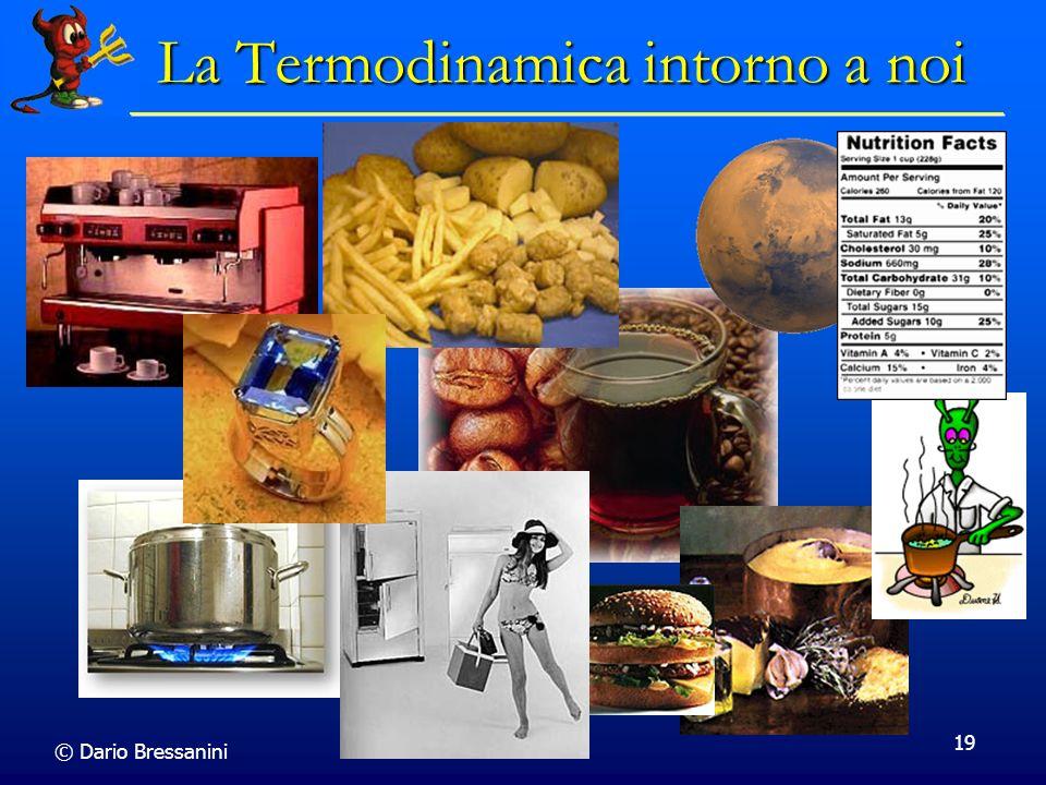 La Termodinamica intorno a noi