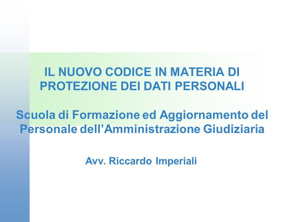 Avv. Riccardo Imperiali