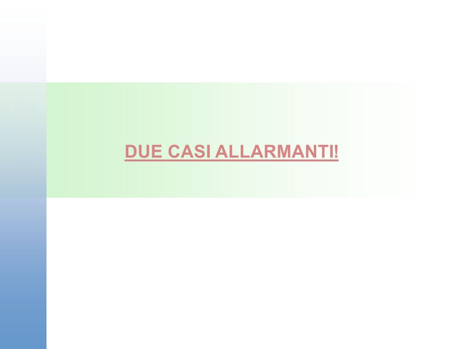 DUE CASI ALLARMANTI! Video Castelli – Prendere da 00:47 a 01:05