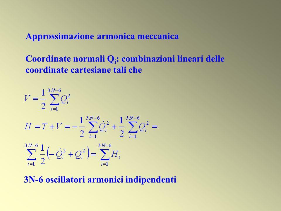 Approssimazione armonica meccanica