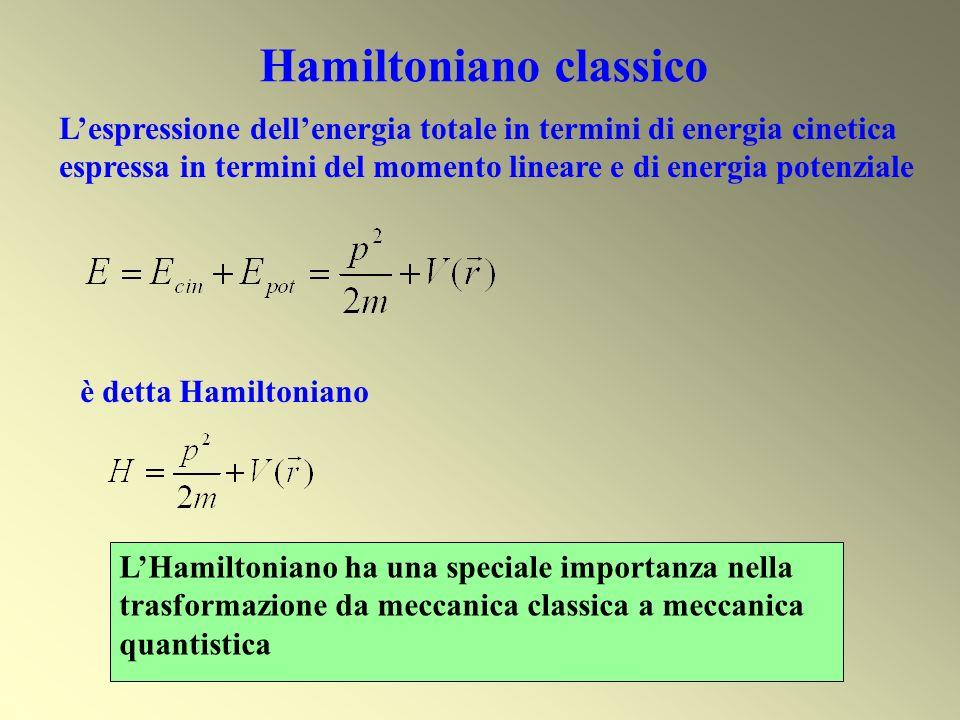 Hamiltoniano classico