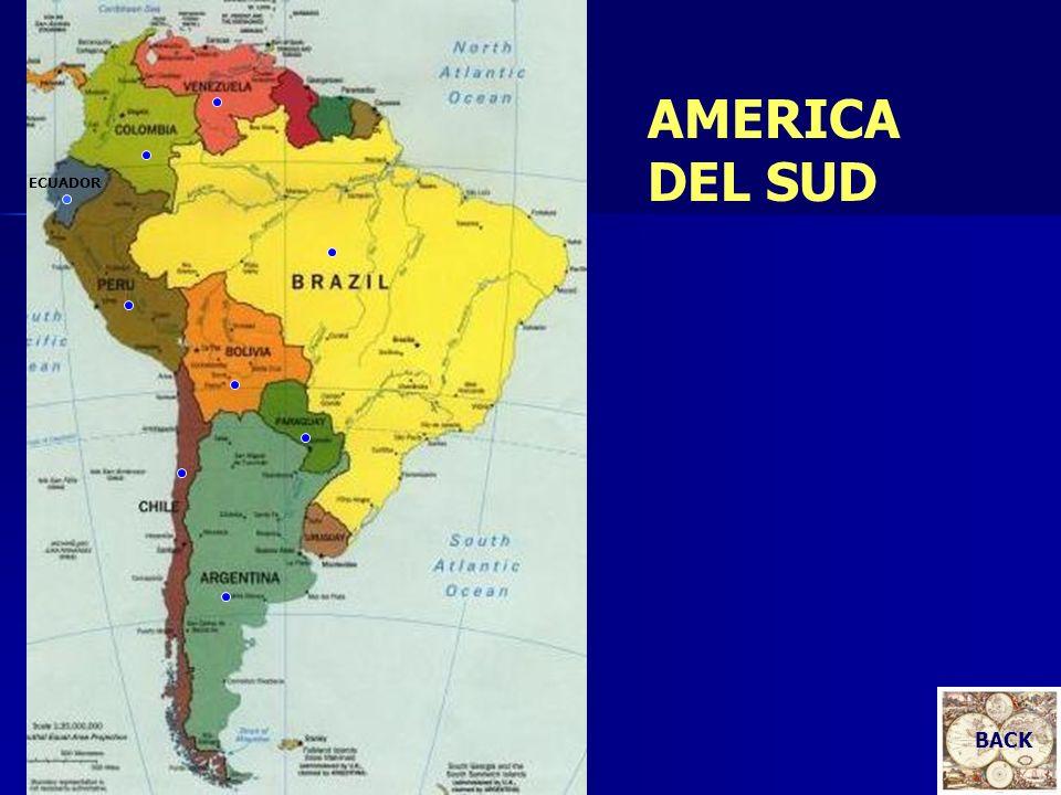 AMERICA DEL SUD ECUADOR BACK