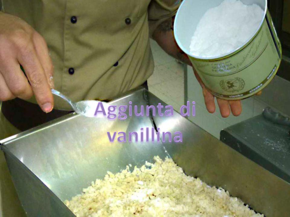 Aggiunta di vanillina