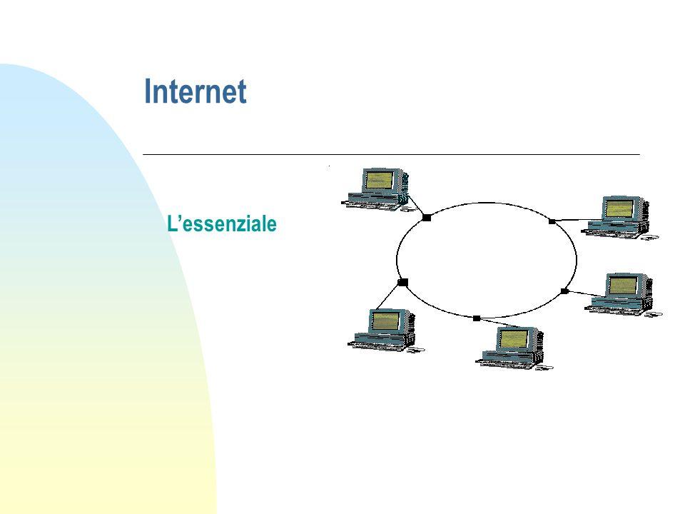 Internet L'essenziale