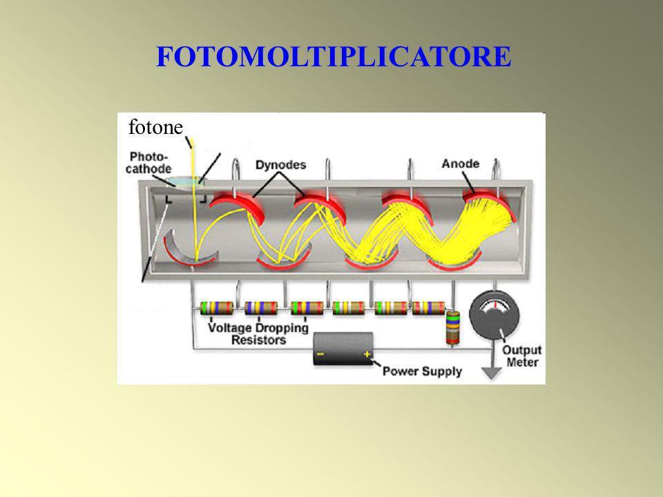 FOTOMOLTIPLICATORE fotone