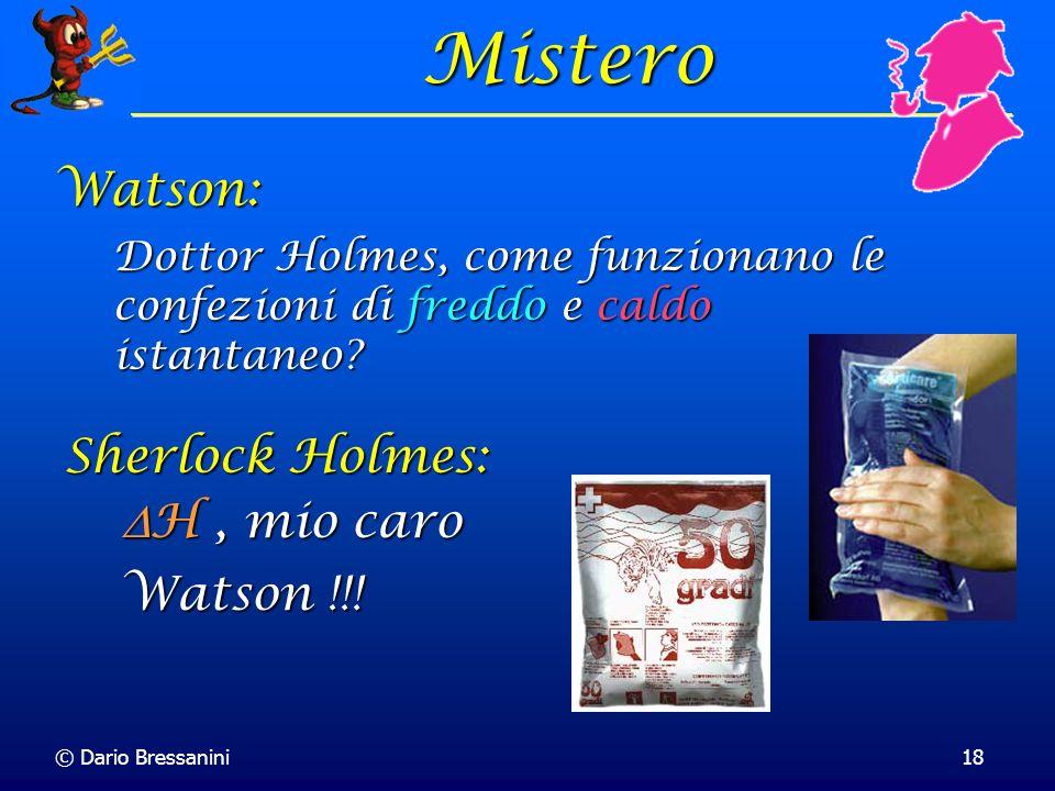 Mistero Watson: Sherlock Holmes: DH , mio caro Watson !!!