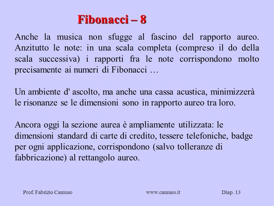 Fibonacci – 8