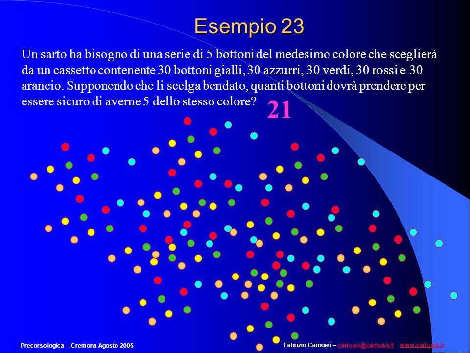 Esempio 23