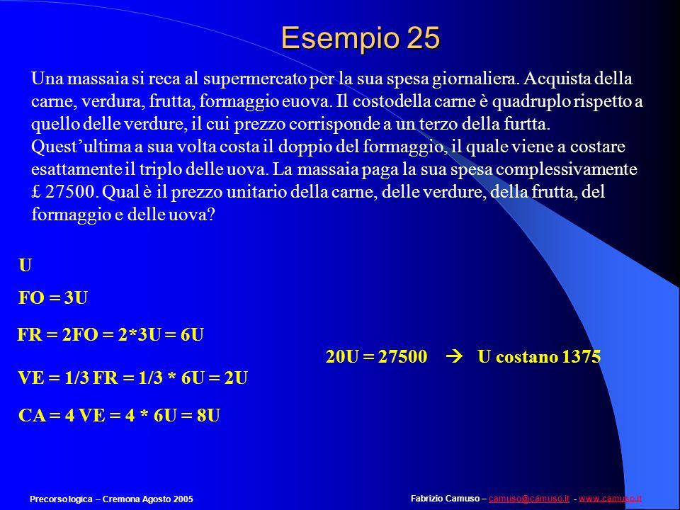 Esempio 25