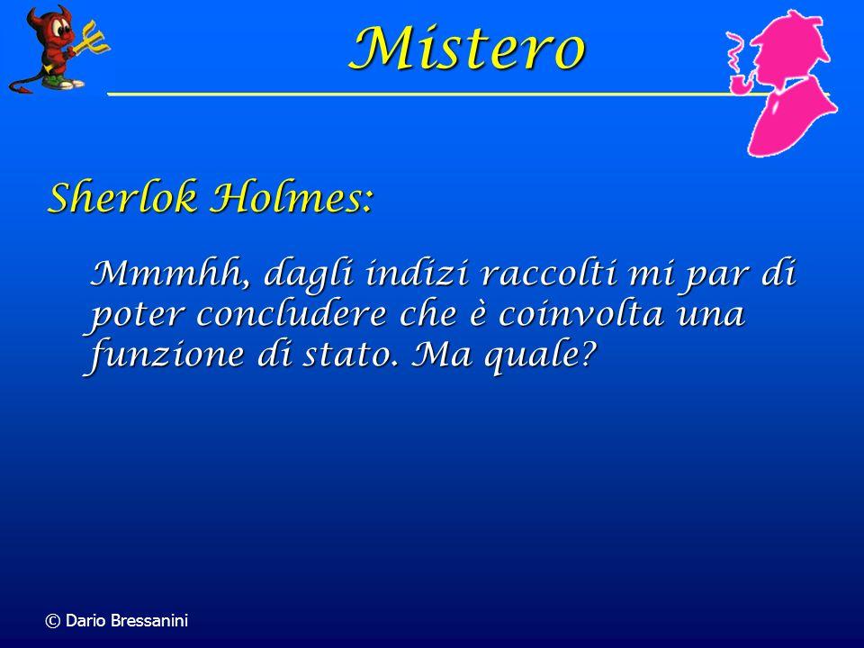 Mistero Sherlok Holmes: