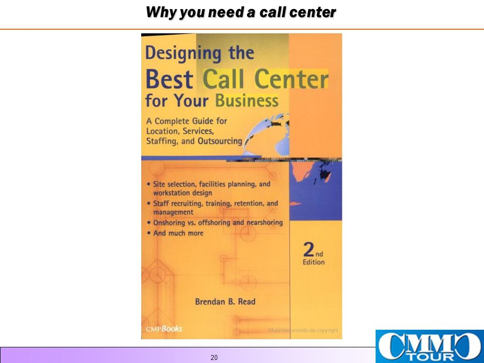 Why you need a call center