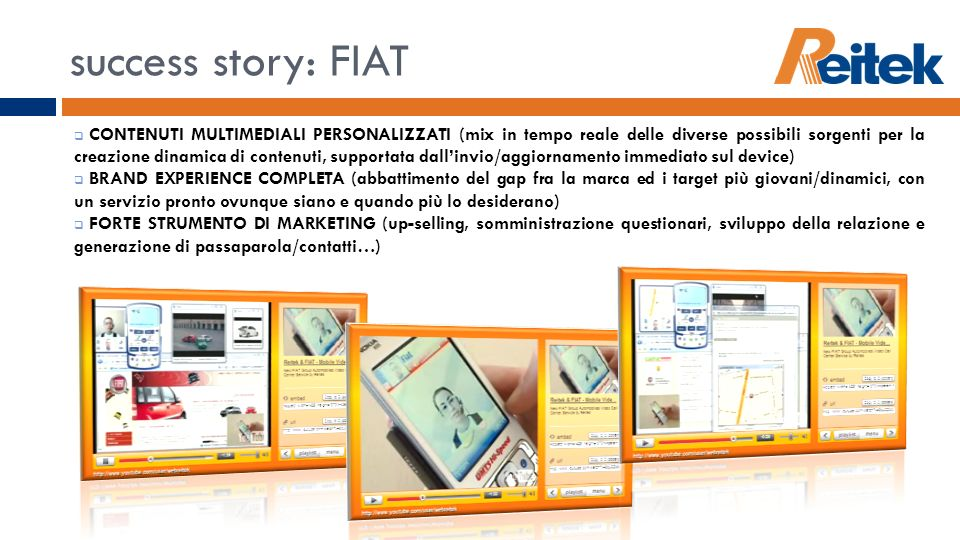success story: FIAT