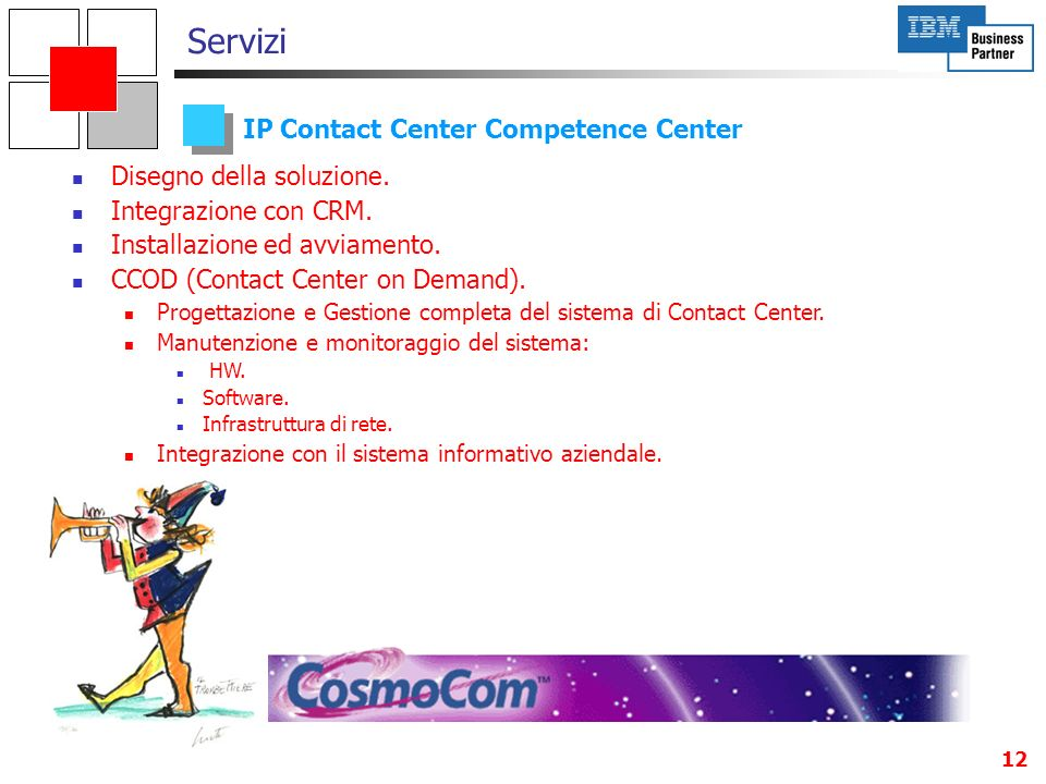 IP Contact Center Competence Center