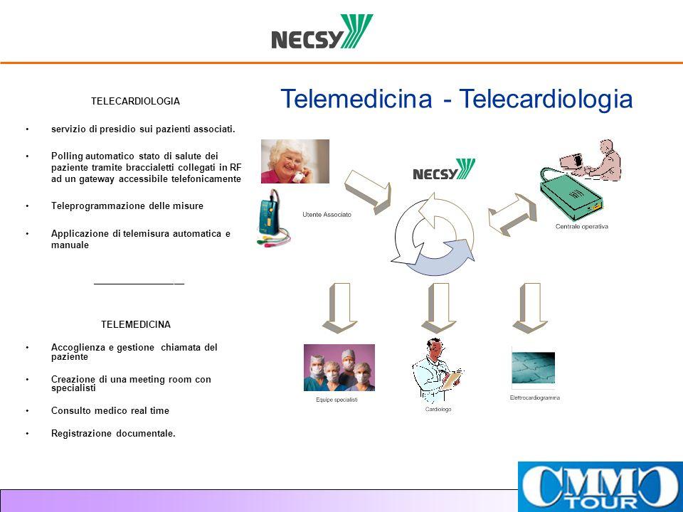Telemedicina - Telecardiologia