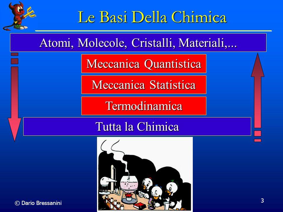 Le Basi Della Chimica Atomi, Molecole, Cristalli, Materiali,...