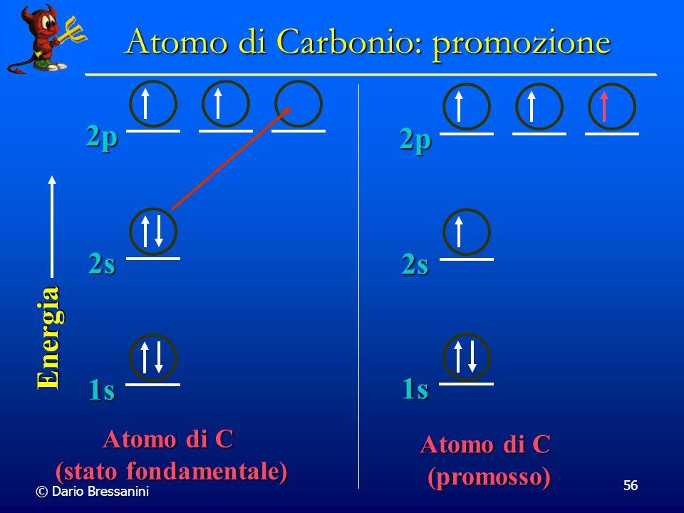 Atomo di Carbonio: promozione