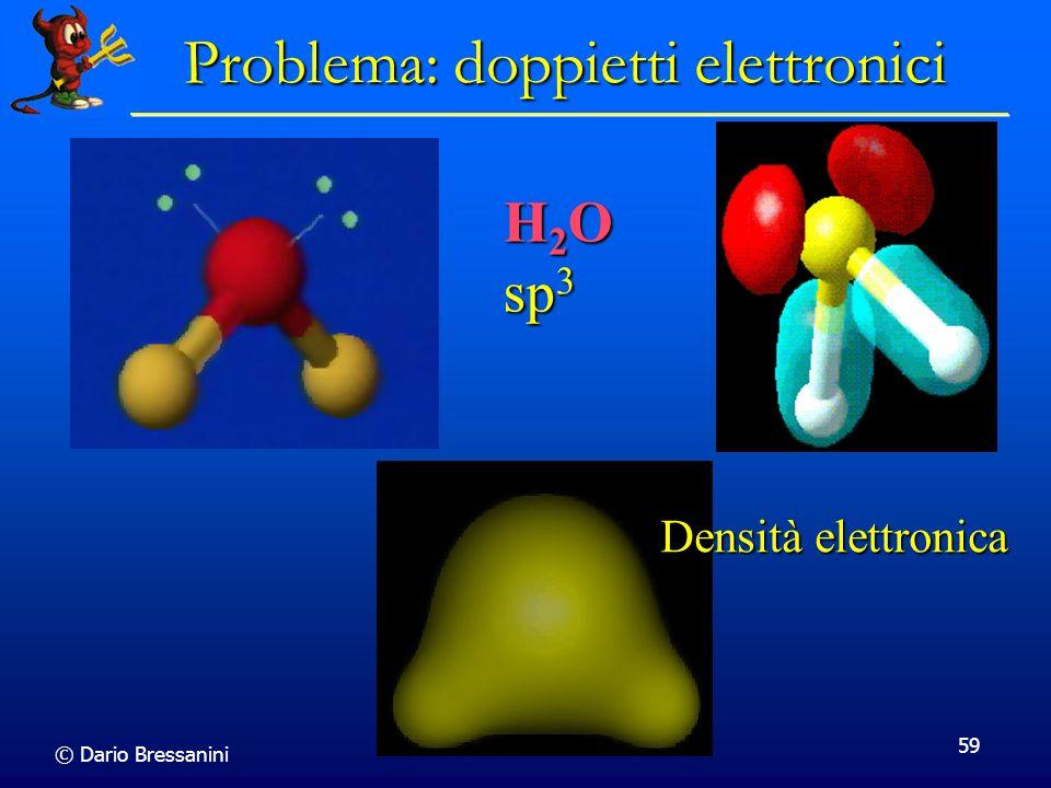 Problema: doppietti elettronici