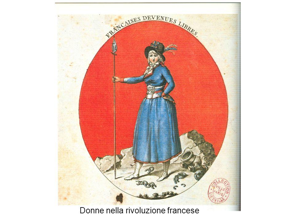 Donne nella rivoluzione francese