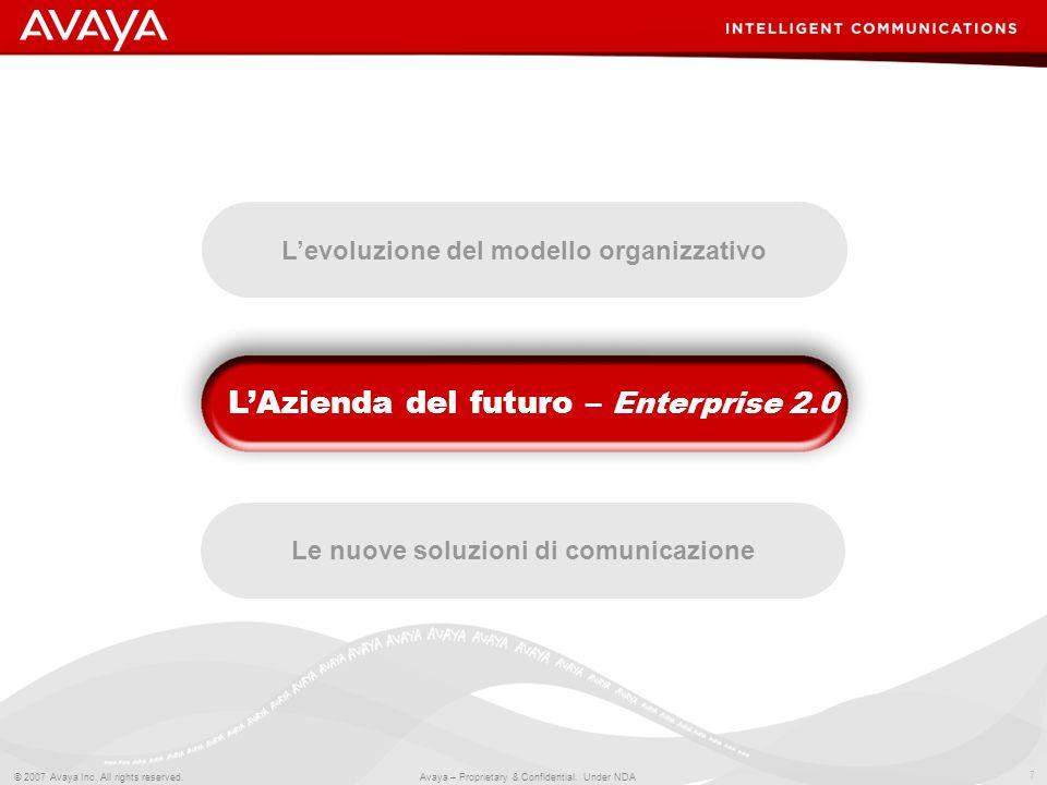 L'Azienda del futuro – Enterprise 2.0