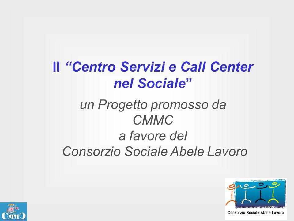 Il Centro Servizi e Call Center