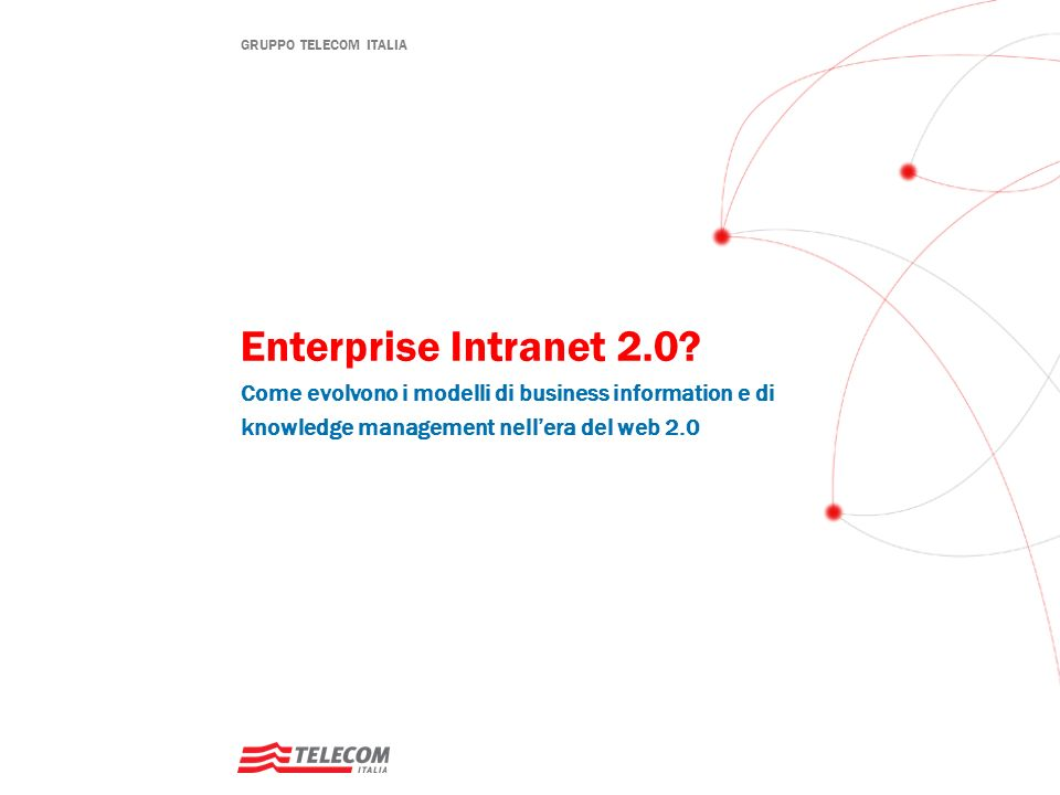 Enterprise Intranet 2.0.