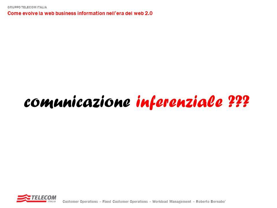 comunicazione inferenziale
