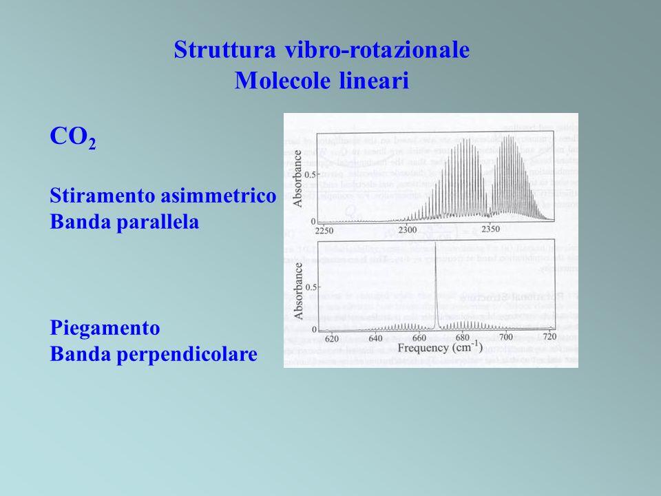 Struttura vibro-rotazionale